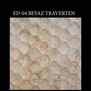 ED-04 Beyaz Traverten